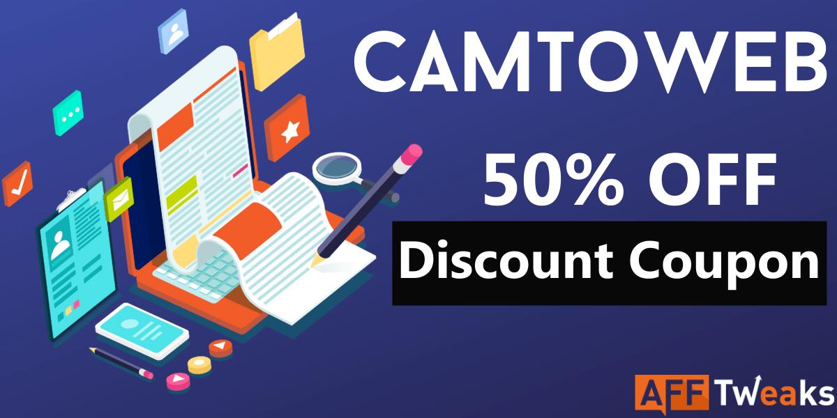 CamToWeb Coupon Codes