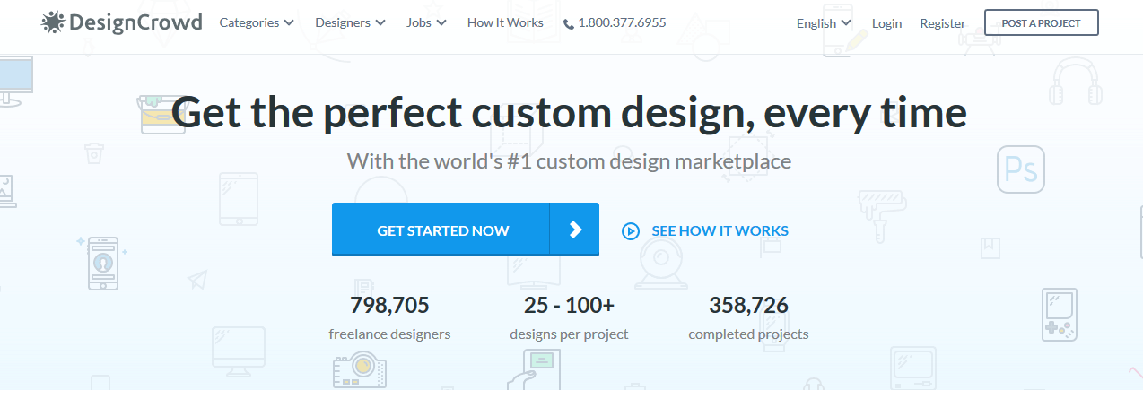 DesignCrowd Promo Codes