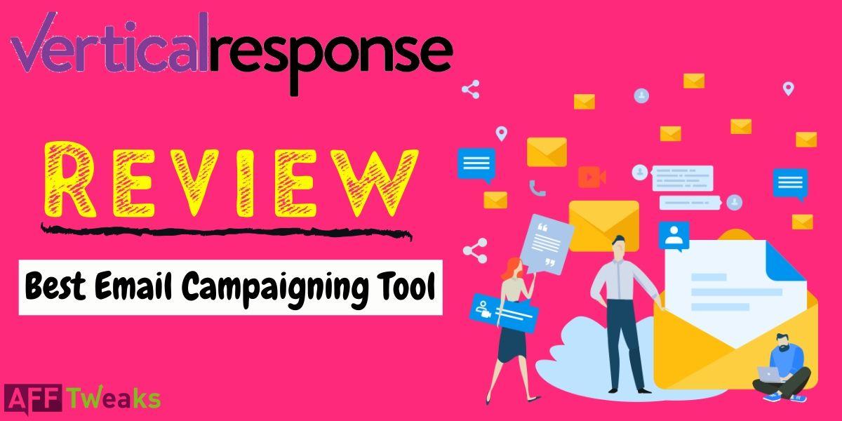 VerticalResponse Review