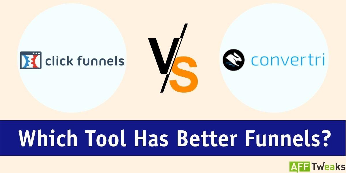 ClickFunnels vs. Convertri