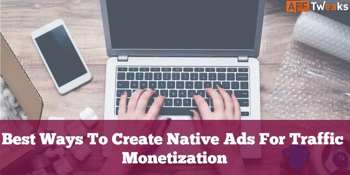 Create Native Ads