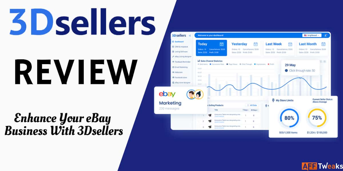 3Dsellers Review