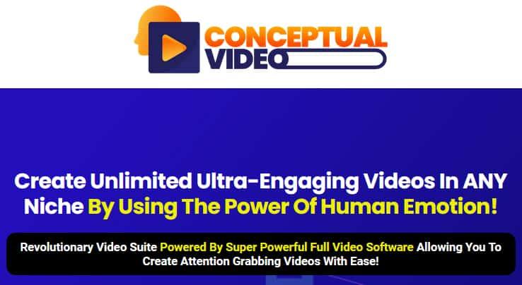 Conceptual Video Suite Coupon