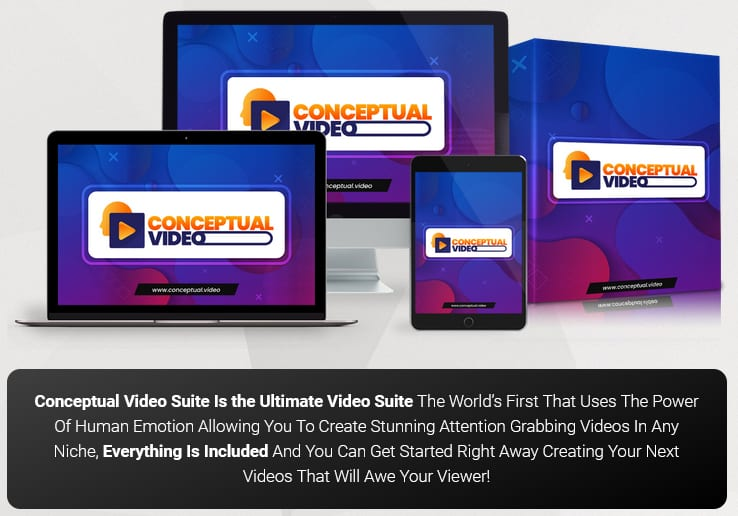 Conceptual Video Suite Discount