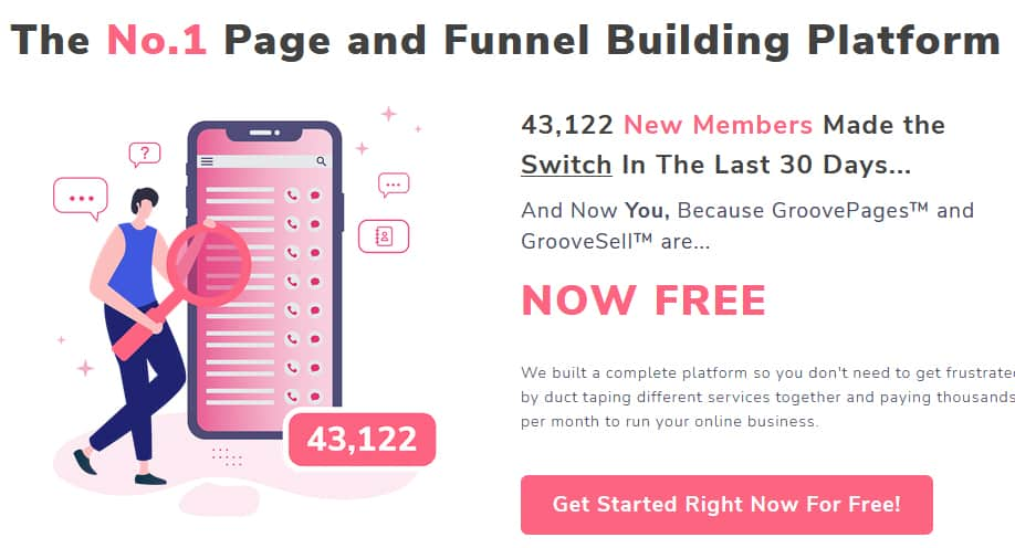 GrooveFunnels Coupon