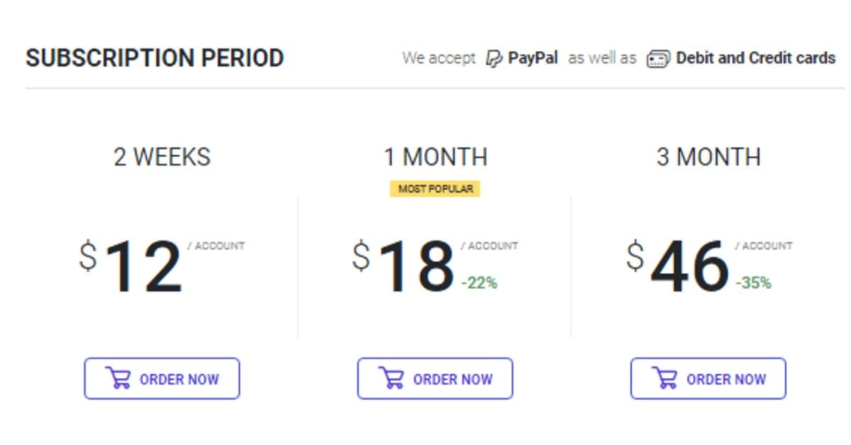 Ingramer posting module pricing