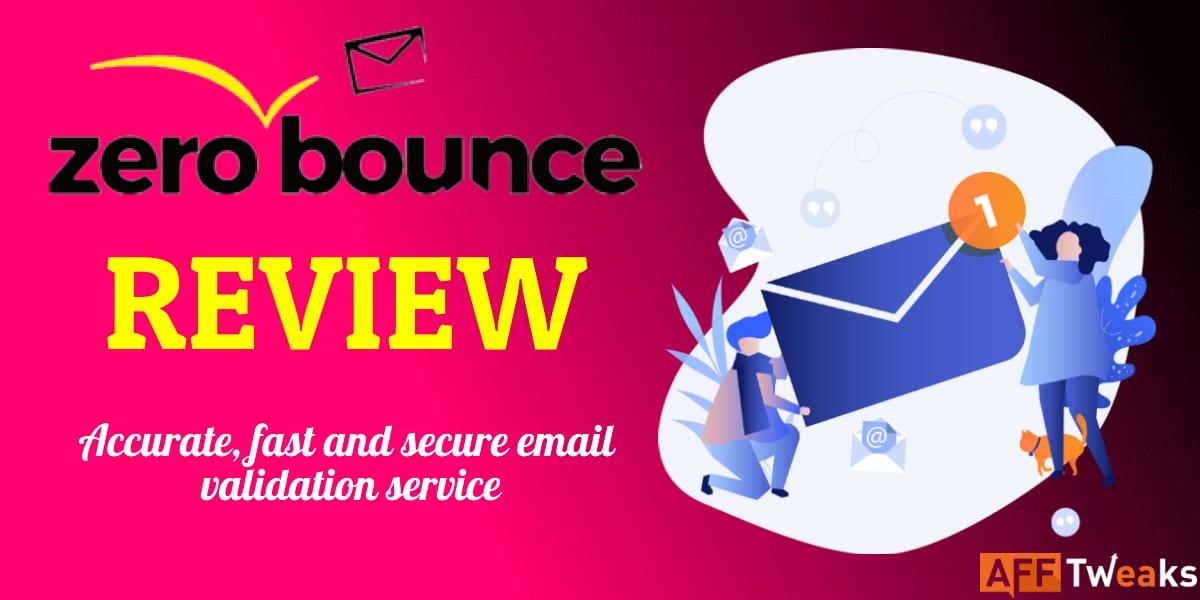 ZeroBounce Review