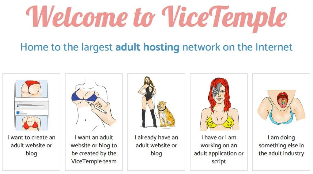Adult Web Hosting Provider