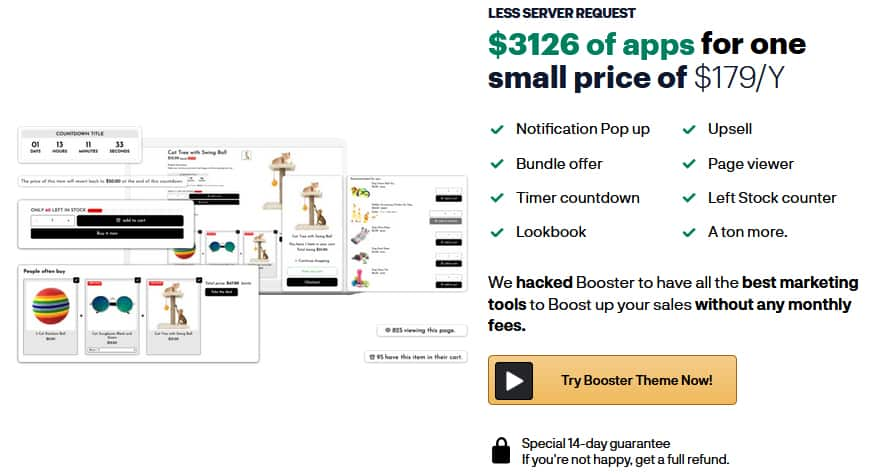 Booster Theme Coupon Code
