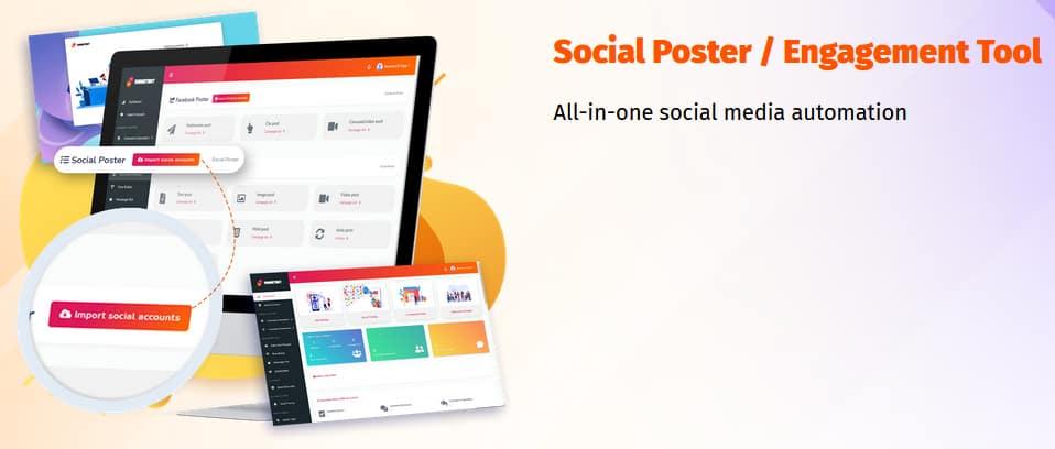 MarketiBot Social Poster