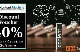 Kontent Machine Discount 2021