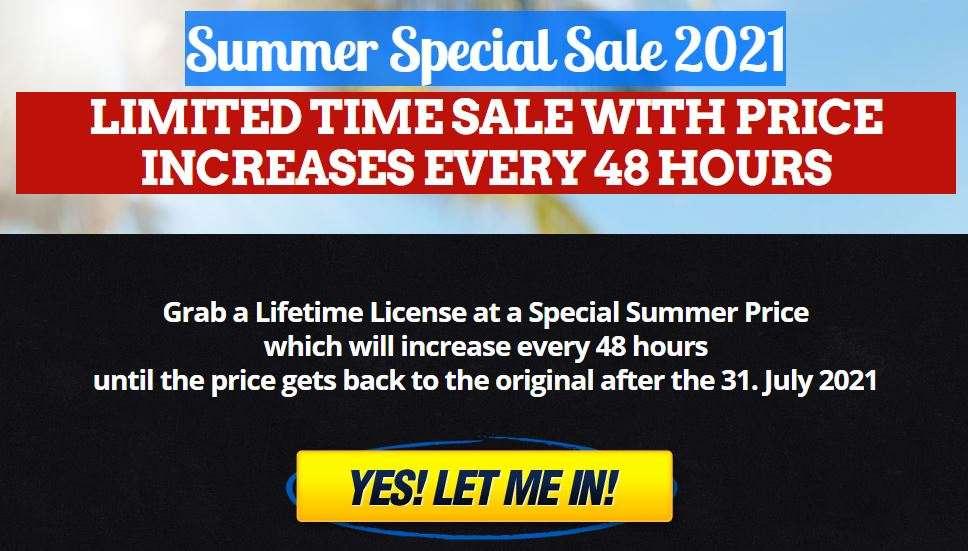 Kontent Machine Summer Special Sale