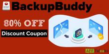 BackupBuddy Coupon Codes 2021: Get Upto 80% OFF Now!