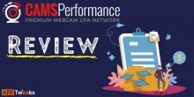 CamsPerformance Review 2021: The Premium Webcam CPA Network