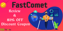 FastComet Review + Discount Coupon 2021 (Get Upto 80% OFF)