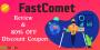 Get 80% OFF on FastComet Hosting