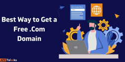 7 Easy ways to get a free .com Domain for life in 2021