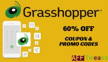 Grasshopper Coupon 2021: Get Upto 60% OFF Now (100% Verified)