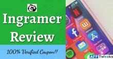 Ingramer Review 2021 + Discount Coupon (Get 20% OFF)
