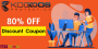 Get Flat 80% OFF on KoDDoS