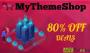 60% OFF on MyThemeshop