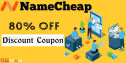 Namecheap Shared Hosting Coupon 2021: Save Upto 80% OFF Now!