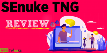 SEnuke TNG Review 2021: Most Advanced SEO Automation Tool