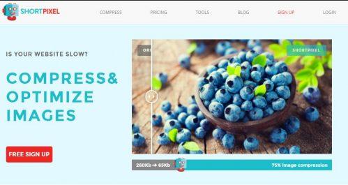 ShortPixel - Compress & Optimize Images