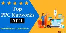 Top 5 PPC Networks For Publishers & Advertisers : 2021