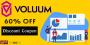 Get Flat 60% OFF at Voluum