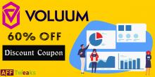 Voluum Coupon Codes 2021: Enjoy 60% OFF Now! [VERIFIED]